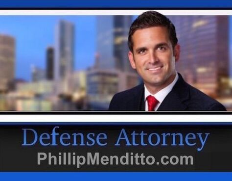 Broward Attorney Phillip Menditto
