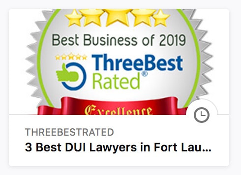rated in best Dui Lawyers